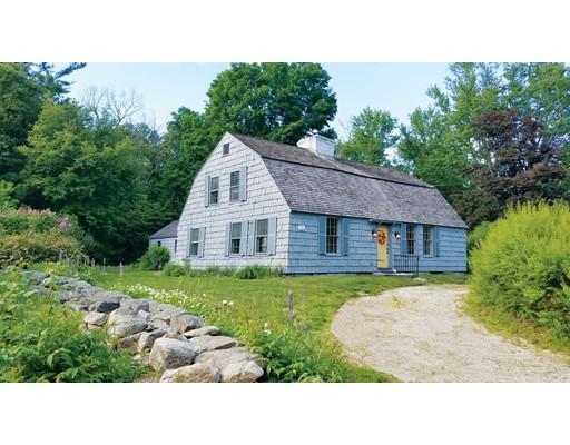 Maison unifamiliale pour l Vente à 52 Elm Street 52 Elm Street Upton, Massachusetts 01568 États-Unis