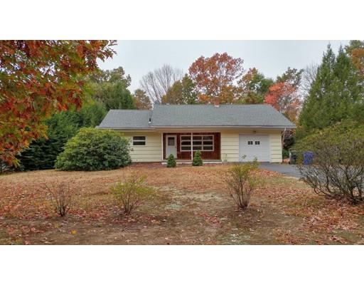 Частный односемейный дом для того Аренда на 579 Babbs Road 579 Babbs Road Suffield, Коннектикут 06093 Соединенные Штаты