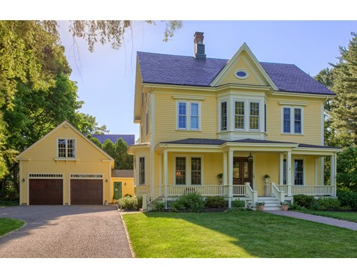 Single Family Home for Sale at 77 Wood Street 77 Wood Street Concord, Massachusetts 01742 United States