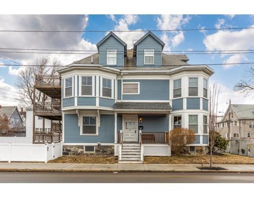 共管式独立产权公寓 为 销售 在 110 Union Street 110 Union Street Everett, 马萨诸塞州 02149 美国