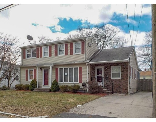 Single Family Home for Sale at 252 Thatcher Street 252 Thatcher Street East Providence, Rhode Island 02916 United States