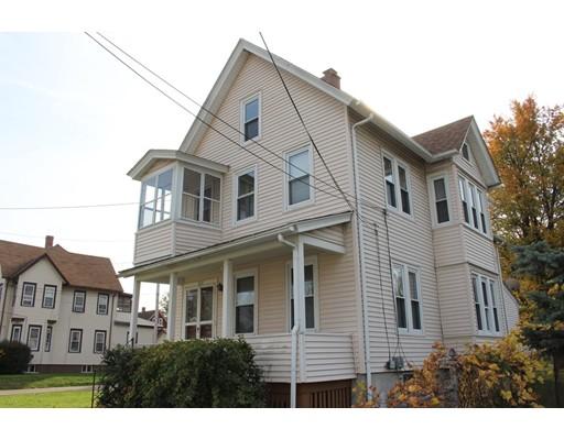 Частный односемейный дом для того Аренда на 322 East Main 322 East Main Chicopee, Массачусетс 01020 Соединенные Штаты