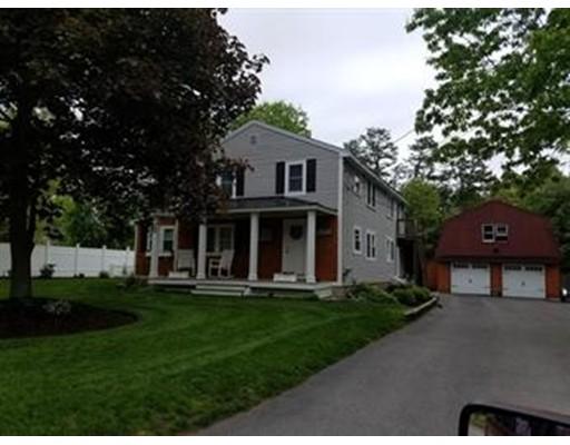 Single Family Home for Rent at 6 Allen 6 Allen Pepperell, Massachusetts 01463 United States
