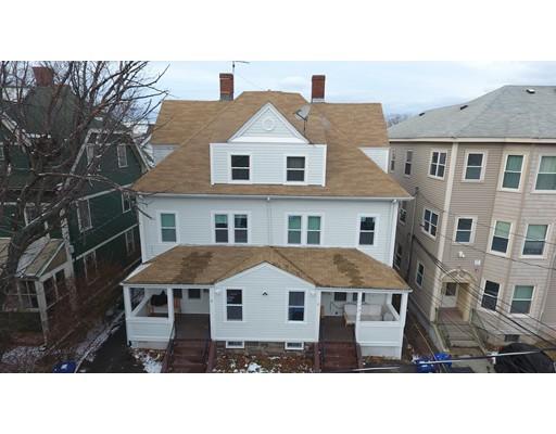 Multi-Family Home for Sale at 10 ASHFORD Street Boston, Massachusetts 02134 United States