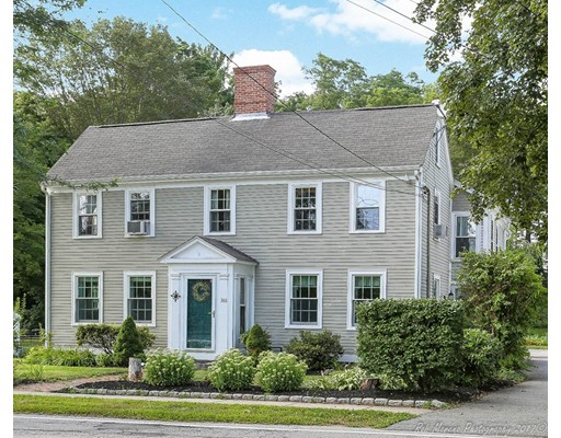 Single Family Home for Sale at 388 Main Street 388 Main Street Amesbury, Massachusetts 01913 United States