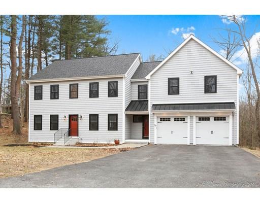 Single Family Home for Sale at 32 Prospect Street 32 Prospect Street West Newbury, Massachusetts 01985 United States