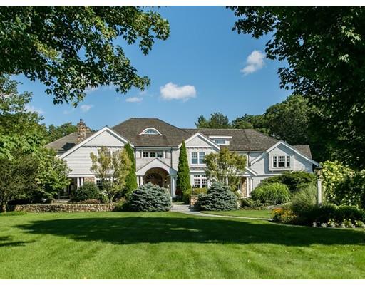 Maison unifamiliale pour l Vente à 16 Stratford Way 16 Stratford Way Lincoln, Massachusetts 01773 États-Unis