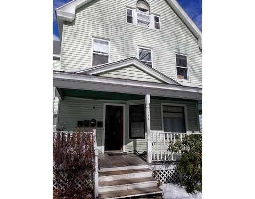 Single Family Home for Rent at 148 May Worcester, 01602 United States