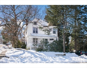 9 Winthrop St  is a similar property to 7 Canterbury Rd  Winchester Ma