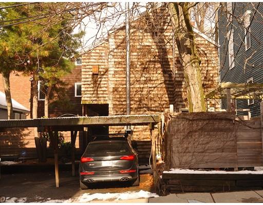 단독 가정 주택 용 매매 에 45 Hancock Street 45 Hancock Street Cambridge, 매사추세츠 02139 미국