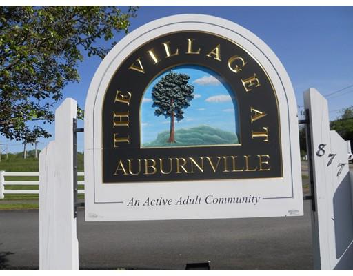 共管式独立产权公寓 为 销售 在 877 Auburnville Way 877 Auburnville Way Whitman, 马萨诸塞州 02382 美国