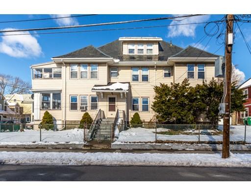 多户住宅 为 销售 在 87 Harvard Avenue 87 Harvard Avenue 梅福德, 马萨诸塞州 02155 美国
