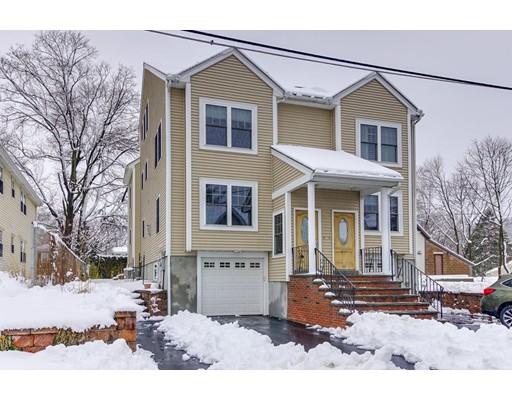 Appartement en copropriété pour l Vente à 14 Ash Street 14 Ash Street Belmont, Massachusetts 02478 États-Unis
