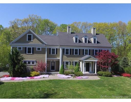 Maison unifamiliale pour l Vente à 3 Dole Place 3 Dole Place West Newbury, Massachusetts 01985 États-Unis