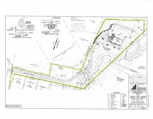 Земля для того Продажа на Upper Union Upper Union Franklin, Массачусетс 02038 Соединенные Штаты