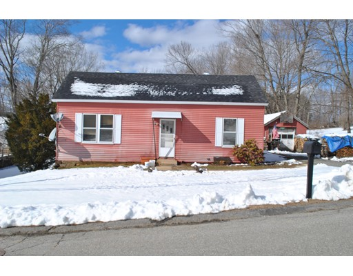 Single Family Home for Sale at 10 Grove Street 10 Grove Street Brookfield, Massachusetts 01506 United States
