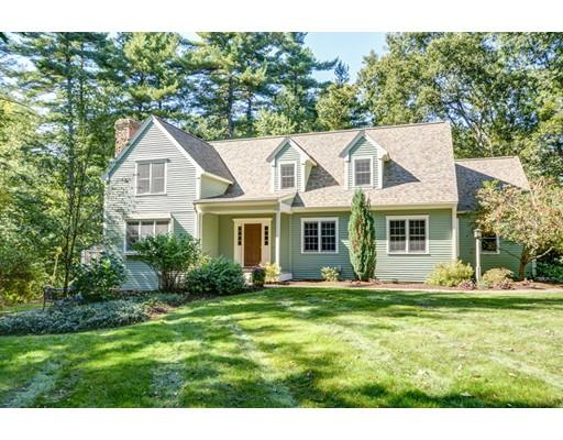 Maison unifamiliale pour l Vente à 70 Green Road 70 Green Road Bolton, Massachusetts 01740 États-Unis