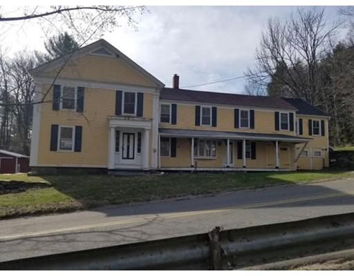 Частный односемейный дом для того Продажа на 306 Zoar Road 306 Zoar Road Rowe, Массачусетс 01367 Соединенные Штаты
