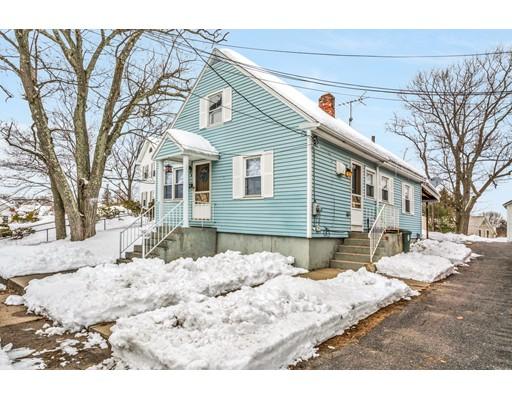独户住宅 为 销售 在 8 lincoln Terrace Leominster, 01453 美国