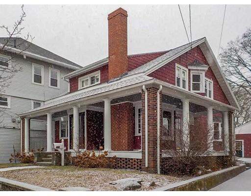 Single Family Home for Sale at 585 Armistice Blvd 585 Armistice Blvd Pawtucket, Rhode Island 02861 United States