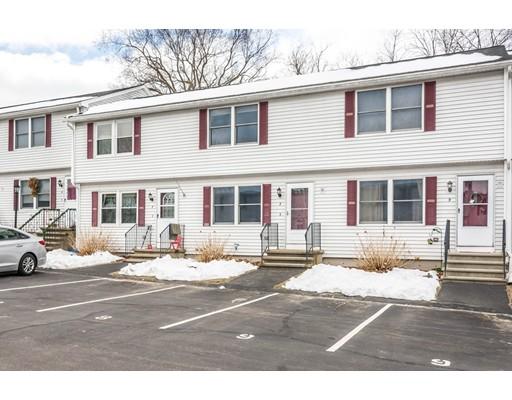 Appartement en copropriété pour l Vente à 101 DONOHUE Road 101 DONOHUE Road Dracut, Massachusetts 01826 États-Unis