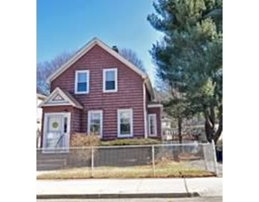 Single Family Home for Sale at 29 Swains Pond Avenue Malden, 02148 United States