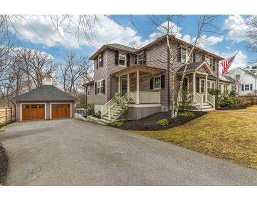 Single Family Home for Sale at 143 Prospect Street 143 Prospect Street Reading, Massachusetts 01867 United States
