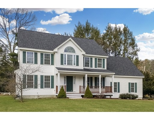 Single Family Home for Sale at 10 Henley Road 10 Henley Road Acton, Massachusetts 01720 United States