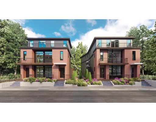 Condominium for Sale at 24 MONMOUTH COURT 24 MONMOUTH COURT Brookline, Massachusetts 02446 United States