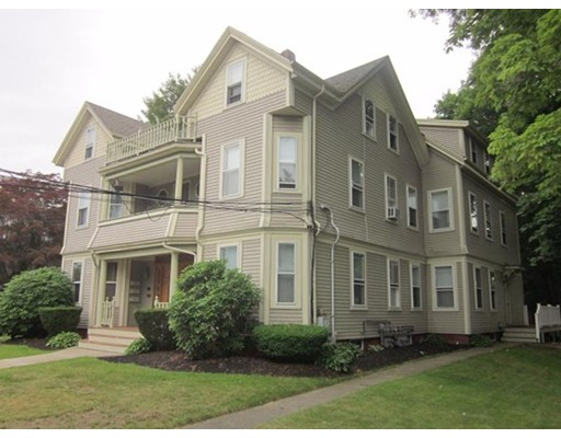 Single Family Home for Rent at 29 Broad Street 29 Broad Street Whitman, Massachusetts 02382 United States