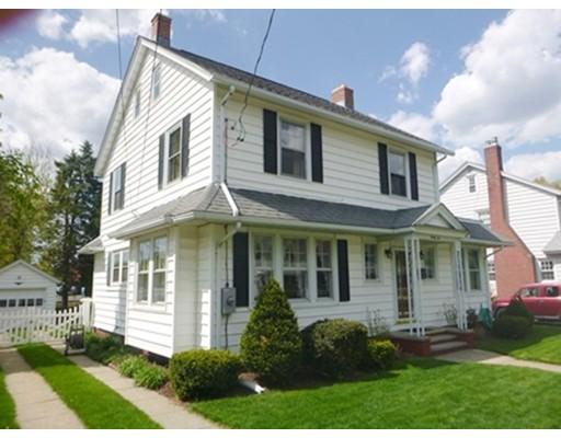 Casa Unifamiliar por un Venta en 32 Reed Street 32 Reed Street Agawam, Massachusetts 01001 Estados Unidos