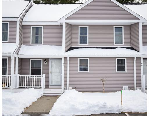 共管式独立产权公寓 为 销售 在 94 Sycamore Drive Leominster, 01453 美国