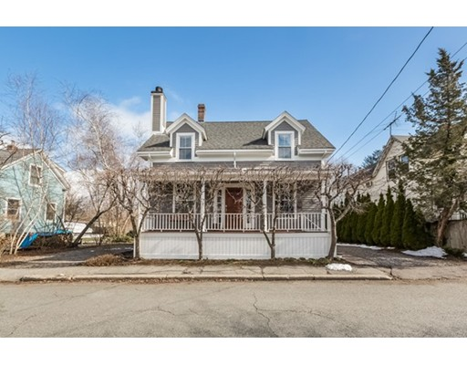 Single Family Home for Sale at 22 Central Street 22 Central Street Marblehead, Massachusetts 01945 United States