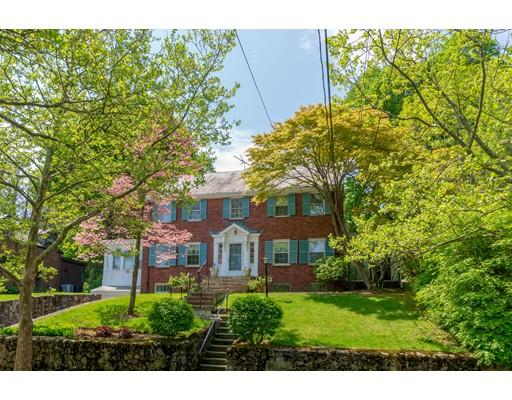 House for Sale at 60 Alberta Road 60 Alberta Road Brookline, Massachusetts 02467 United States