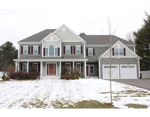Casa Unifamiliar por un Venta en 3 Pine Acres Drive 3 Pine Acres Drive Bellingham, Massachusetts 02019 Estados Unidos