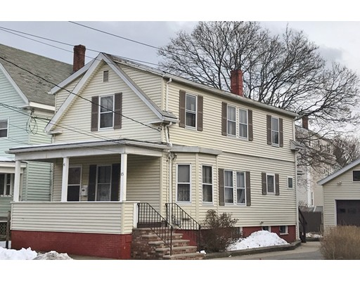 Single Family Home for Sale at 85 Marianna Street 85 Marianna Street Lynn, Massachusetts 01902 United States