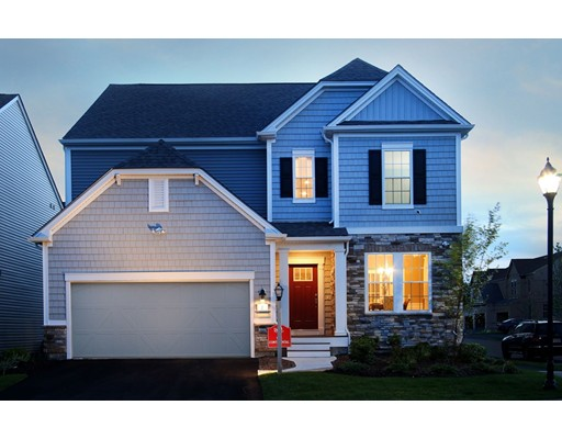 Single Family Home for Sale at 186 Stonehaven Drive 186 Stonehaven Drive Weymouth, Massachusetts 02190 United States