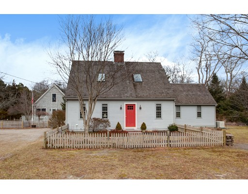 Single Family Home for Sale at 233 Old County 233 Old County Sandwich, Massachusetts 02537 United States