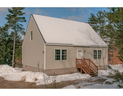 Single Family Home for Sale at 21 Beacon Lane 21 Beacon Lane Greenfield, New Hampshire 03047 United States