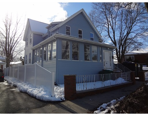 Single Family Home for Rent at 792 Highland Avenue 792 Highland Avenue Medford, Massachusetts 02155 United States