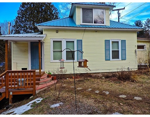 Single Family Home for Sale at 181 Call Road 181 Call Road Colrain, Massachusetts 01340 United States