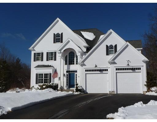 Casa Unifamiliar por un Venta en 14 Wildewood Drive 14 Wildewood Drive Paxton, Massachusetts 01612 Estados Unidos