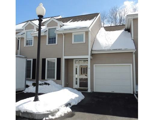 Appartement en copropriété pour l Vente à 43 Evergreen Circle 43 Evergreen Circle Canton, Massachusetts 02021 États-Unis
