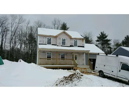 واحد منزل الأسرة للـ Sale في 341 Brookside Drive 341 Brookside Drive Gardner, Massachusetts 01440 United States