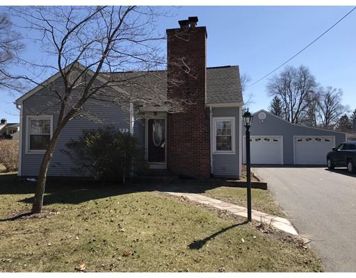 Casa Unifamiliar por un Venta en 43 Carr Avenue 43 Carr Avenue Agawam, Massachusetts 01001 Estados Unidos