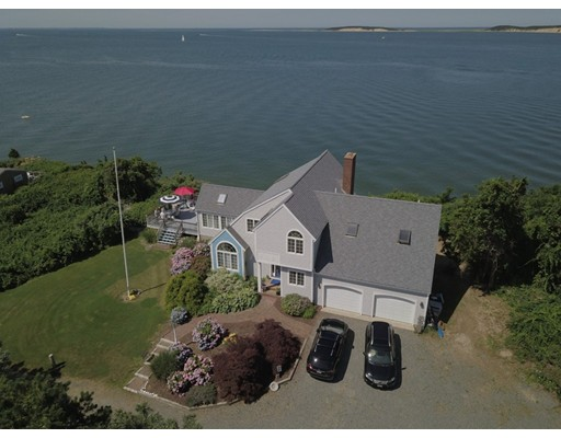 Casa Unifamiliar por un Venta en 205 Samoset Avenue 205 Samoset Avenue Wellfleet, Massachusetts 02667 Estados Unidos