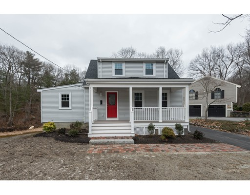 Single Family Home for Sale at 43 Essex Street Wakefield, 01880 United States