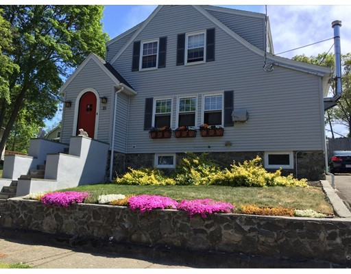 Single Family Home for Sale at 21 Warwick Street 21 Warwick Street Lynn, Massachusetts 01904 United States