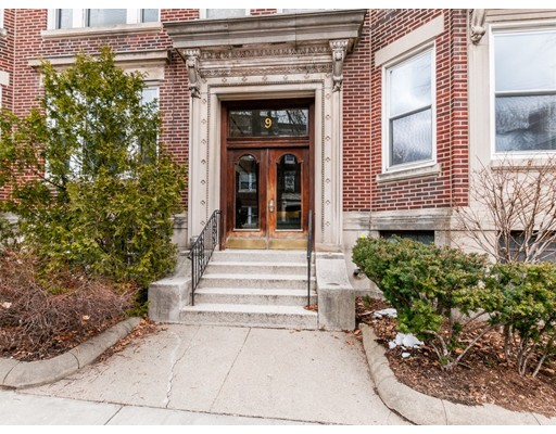 Condominium for Sale at 9 Gibbs Street 9 Gibbs Street Brookline, Massachusetts 02446 United States