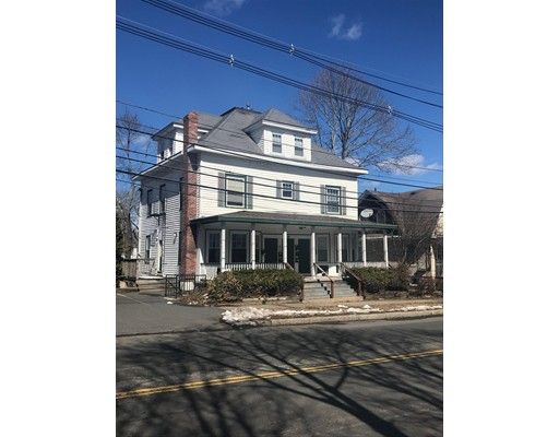 Multi-Family Home for Sale at 141 High Street 141 High Street North Attleboro, Massachusetts 02760 United States